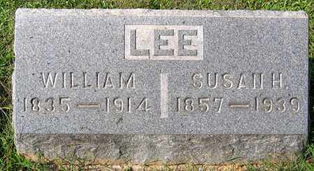 LEE, WILLIAM - Frederick County, Maryland | WILLIAM LEE - Maryland Gravestone Photos