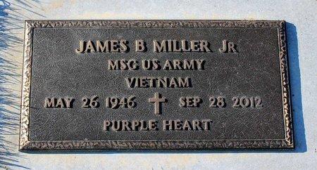 MILLER, JAMES B. JR. - Frederick County, Maryland | JAMES B. JR. MILLER - Maryland Gravestone Photos