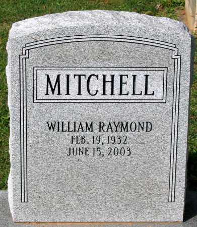 MITCHELL, WILLIAM RAYMOND - Frederick County, Maryland | WILLIAM RAYMOND MITCHELL - Maryland Gravestone Photos