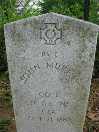 MURPHY (CW), JOHN - Frederick County, Maryland | JOHN MURPHY (CW) - Maryland Gravestone Photos