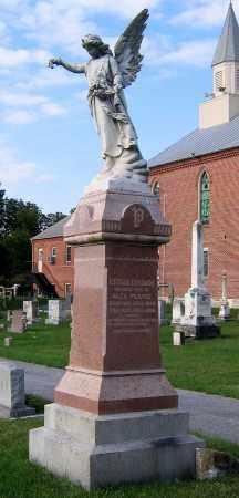 CORSUCH PEARRE, ESTELLE - Frederick County, Maryland   ESTELLE CORSUCH PEARRE - Maryland Gravestone Photos