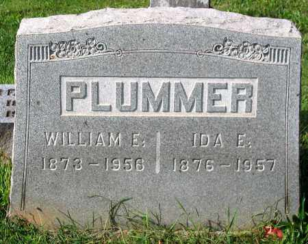PLUMMER, WILLIAM E. - Frederick County, Maryland | WILLIAM E. PLUMMER - Maryland Gravestone Photos