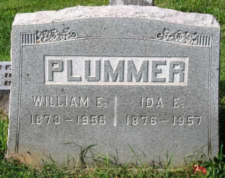 PLUMMER, WILLIAM E. - Frederick County, Maryland | WILLIAM E. PLUMMER - Maryland Gravestone Photos
