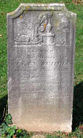 SCHEARER SCHOLL, SUSAN - Frederick County, Maryland | SUSAN SCHEARER SCHOLL - Maryland Gravestone Photos