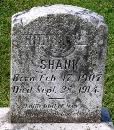 SHANK, CHARLES C. - Frederick County, Maryland   CHARLES C. SHANK - Maryland Gravestone Photos