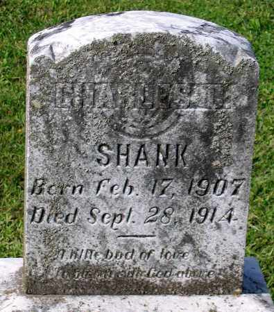 SHANK, CHARLES C. - Frederick County, Maryland | CHARLES C. SHANK - Maryland Gravestone Photos