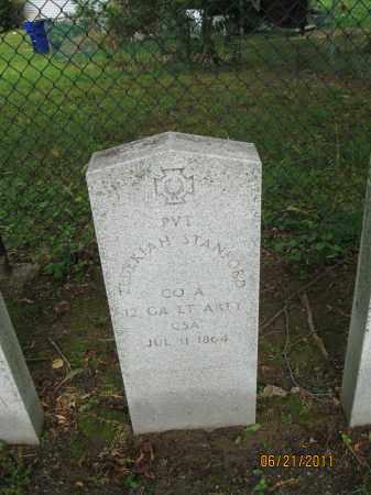 STANFORD (CW), ZEDEKIAH - Frederick County, Maryland | ZEDEKIAH STANFORD (CW) - Maryland Gravestone Photos