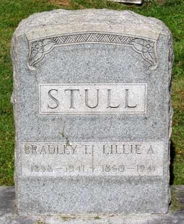 STULL, BRADLEY T. - Frederick County, Maryland | BRADLEY T. STULL - Maryland Gravestone Photos