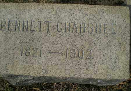 CHARSHEE, BENNETT - Harford County, Maryland | BENNETT CHARSHEE - Maryland Gravestone Photos