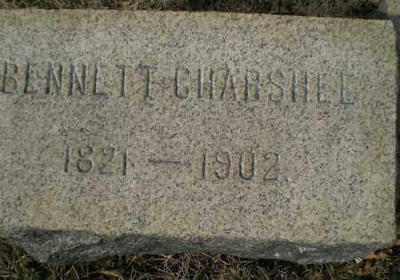 CHARSHEE, BENNETT - Harford County, Maryland | BENNETT CHARSHEE - Maryland Gravestone Photos