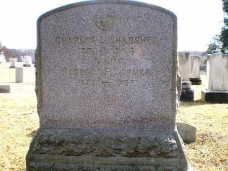 CHARSHEE, REBECCA - Harford County, Maryland | REBECCA CHARSHEE - Maryland Gravestone Photos