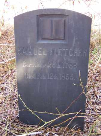 FLETCHER, SAMUEL - Harford County, Maryland | SAMUEL FLETCHER - Maryland Gravestone Photos