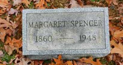 SPENCER, MARGARET - Harford County, Maryland | MARGARET SPENCER - Maryland Gravestone Photos
