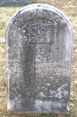 CARR, CHARLES T. - Howard County, Maryland | CHARLES T. CARR - Maryland Gravestone Photos