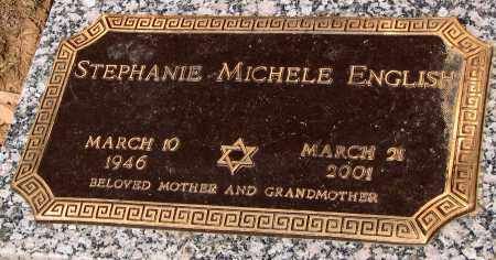 ENGLISH, STEPHANIE MICHELE - Howard County, Maryland | STEPHANIE MICHELE ENGLISH - Maryland Gravestone Photos