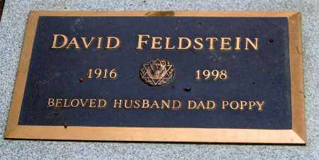 FELDSTEIN, DAVID - Howard County, Maryland | DAVID FELDSTEIN - Maryland Gravestone Photos