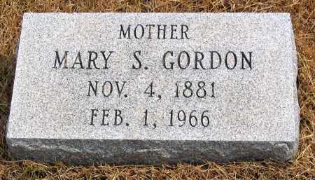 GORDON, MARY S. - Howard County, Maryland | MARY S. GORDON - Maryland Gravestone Photos