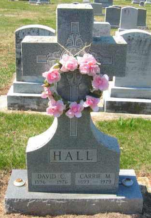 HALL, CARRIE M. - Howard County, Maryland | CARRIE M. HALL - Maryland Gravestone Photos