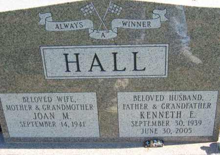 HALL, KENNETH ELDRIDGE - Howard County, Maryland   KENNETH ELDRIDGE HALL - Maryland Gravestone Photos