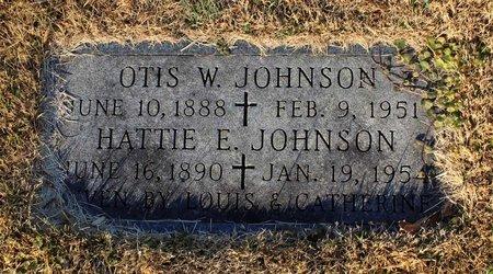 JOHNSON, OTIS W. - Howard County, Maryland | OTIS W. JOHNSON - Maryland Gravestone Photos