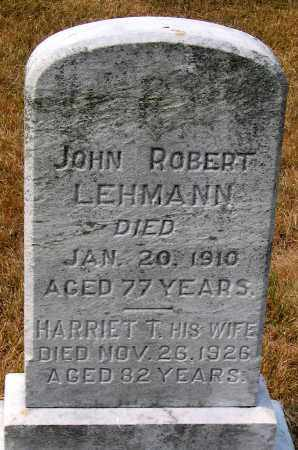 LEHMANN, HARRIET T. - Howard County, Maryland | HARRIET T. LEHMANN - Maryland Gravestone Photos