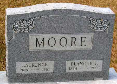 MOORE, BLANCHE P. - Howard County, Maryland | BLANCHE P. MOORE - Maryland Gravestone Photos
