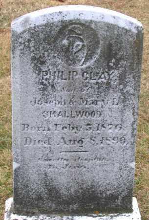SMALLWOOD, PHILIP CLAY - Howard County, Maryland | PHILIP CLAY SMALLWOOD - Maryland Gravestone Photos