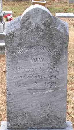 SOUDER, THOMAS - Howard County, Maryland | THOMAS SOUDER - Maryland Gravestone Photos