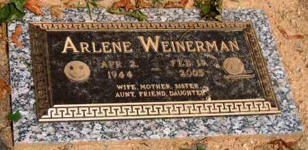 WEINERMAN, ARLENE - Howard County, Maryland | ARLENE WEINERMAN - Maryland Gravestone Photos