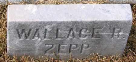 ZEPP, WALLACE R. - Howard County, Maryland | WALLACE R. ZEPP - Maryland Gravestone Photos