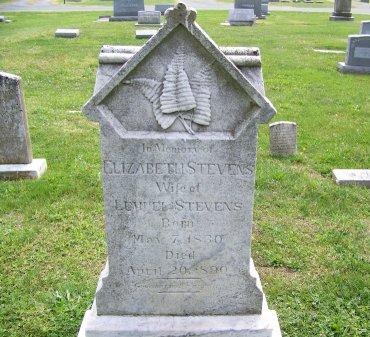 STEVENS, ELIZABETH - Kent County, Maryland | ELIZABETH STEVENS - Maryland Gravestone Photos