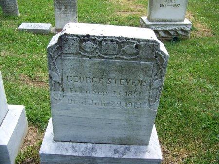 STEVENS, GEORGE - Kent County, Maryland | GEORGE STEVENS - Maryland Gravestone Photos