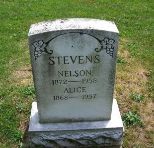 STEVENS, ALICE - Kent County, Maryland | ALICE STEVENS - Maryland Gravestone Photos