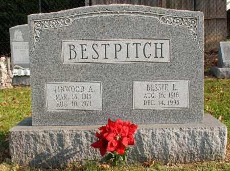 BRYAN BESTPITCH, BESSIE - Montgomery County, Maryland | BESSIE BRYAN BESTPITCH - Maryland Gravestone Photos