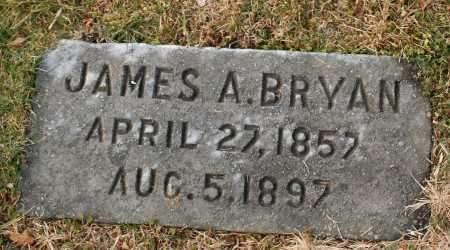 BRYAN, JAMES ALBERT - Montgomery County, Maryland | JAMES ALBERT BRYAN - Maryland Gravestone Photos
