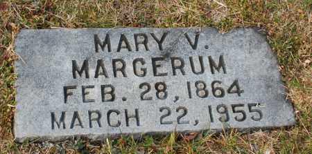 MARGERUM, MARY VRIGINIA - Montgomery County, Maryland | MARY VRIGINIA MARGERUM - Maryland Gravestone Photos