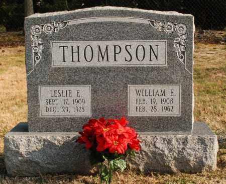 THOMPSON, LESLIE EVA - Montgomery County, Maryland | LESLIE EVA THOMPSON - Maryland Gravestone Photos