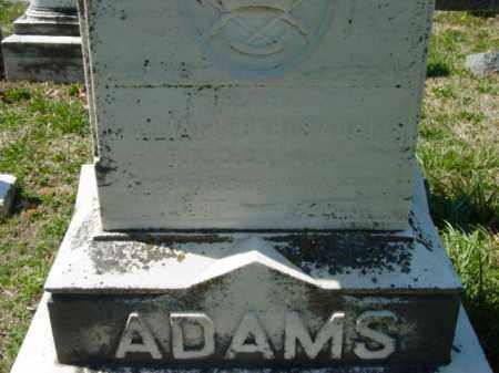 ADAMS, MONUMENT - Talbot County, Maryland | MONUMENT ADAMS - Maryland Gravestone Photos