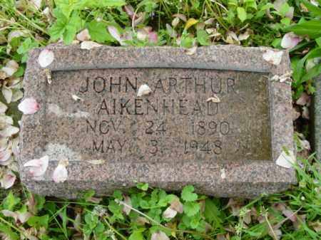 AIKENHEAD, JOHN ARTHUR - Talbot County, Maryland | JOHN ARTHUR AIKENHEAD - Maryland Gravestone Photos