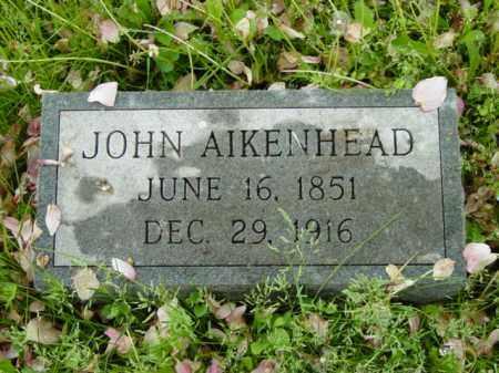 AIKENHEAD, JOHN - Talbot County, Maryland   JOHN AIKENHEAD - Maryland Gravestone Photos