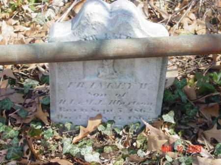 ALBERTSON, FRANKEY - Talbot County, Maryland | FRANKEY ALBERTSON - Maryland Gravestone Photos