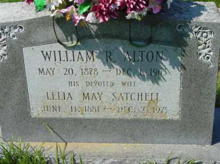 ALTON, WILLIAM R. - Talbot County, Maryland | WILLIAM R. ALTON - Maryland Gravestone Photos