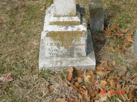 ANDERSON, JAMES PRICE - Talbot County, Maryland | JAMES PRICE ANDERSON - Maryland Gravestone Photos