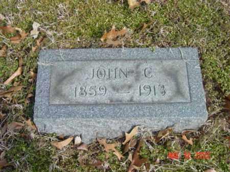 ANDERSON, JOHN C. - Talbot County, Maryland | JOHN C. ANDERSON - Maryland Gravestone Photos