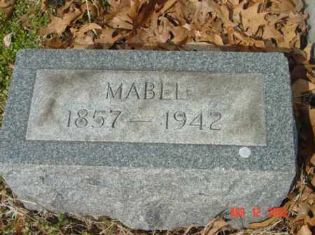 ANDERSON, MABEL - Talbot County, Maryland | MABEL ANDERSON - Maryland Gravestone Photos