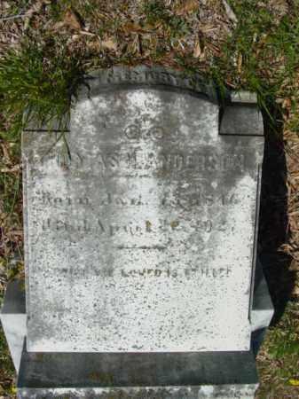 ANDERSON, THOMAS - Talbot County, Maryland   THOMAS ANDERSON - Maryland Gravestone Photos