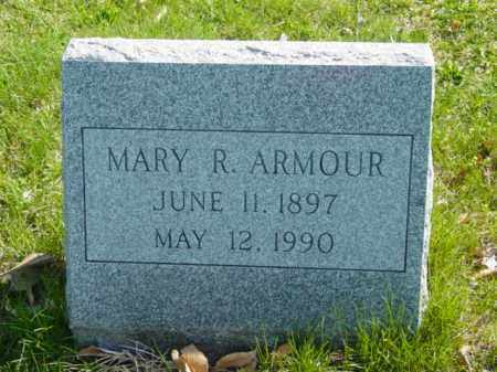 ARMOUR, MARY R. - Talbot County, Maryland | MARY R. ARMOUR - Maryland Gravestone Photos