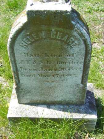 BARTLETT, HELEN CLARE - Talbot County, Maryland | HELEN CLARE BARTLETT - Maryland Gravestone Photos