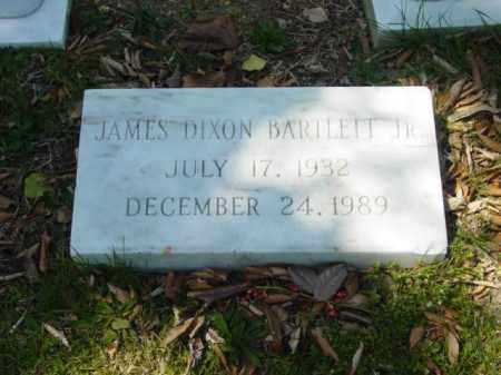 BARTLETT JR., JAMES DIXON - Talbot County, Maryland | JAMES DIXON BARTLETT JR. - Maryland Gravestone Photos