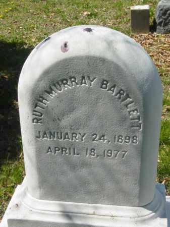 BARTLETT, RUTH - Talbot County, Maryland | RUTH BARTLETT - Maryland Gravestone Photos